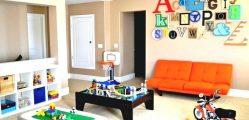 Ideas para decorar una sala de juegos para niños