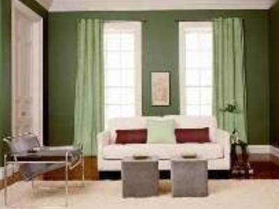 El Color Verde en la decoración
