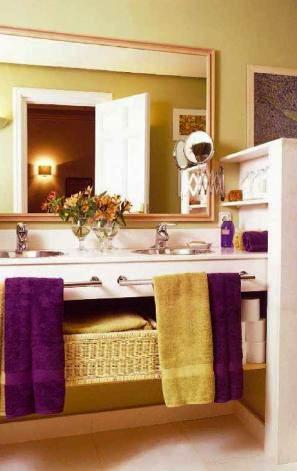 Soluciones ingeniosas de baños