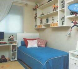 Dormitorio infantil de Superhéroes